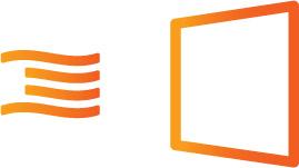 símbol d'editorial digital antic en procés de redisseny pas 3