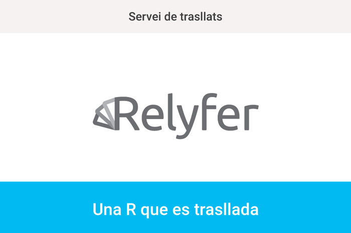 logo de la web de transfers per dones en escala de grisos