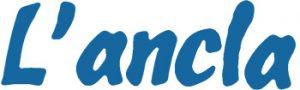 logo de l'ancl antic i blau